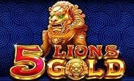 5 Lions Gold slot game