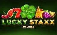 play Lucky Staxx: 40 Lines online slot