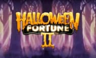 play Halloween Fortune 2 online slot