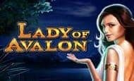 Lady of Avalon online slot