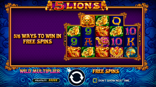 Here are the top 5 Chinese themed slot games!