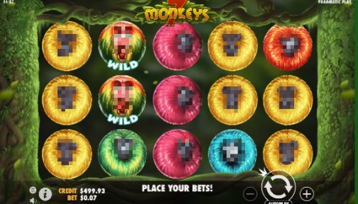 7 Monkeys Slot