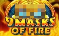 9 Masks of Fire slot game