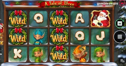 A Tale of Elves slot UK