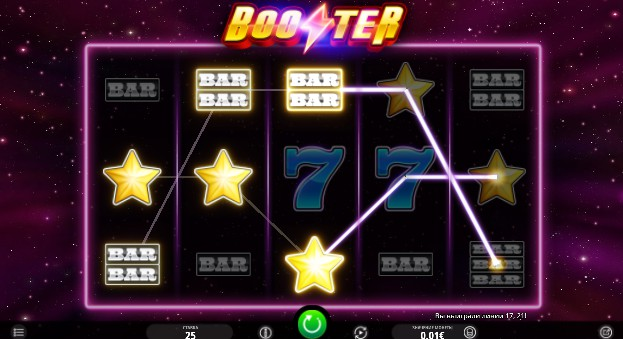 Booster slot UK