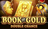play Book of Gold: Double Chance online slot