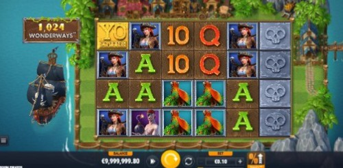 Boom Pirates Online Slot