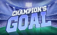 play Champion's Goal online slot