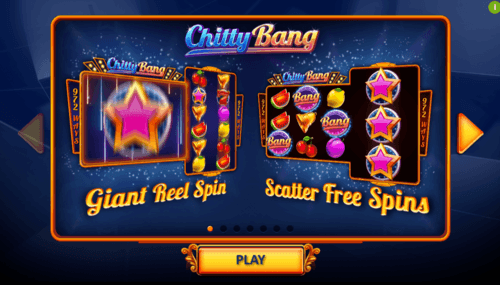 Chitty Bang Slot 2