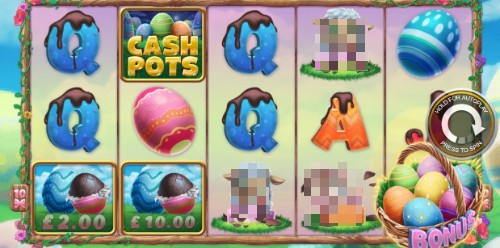 Chocolate Cash Pots slot UK
