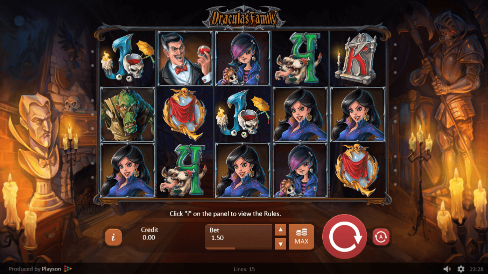 draculas-family slot