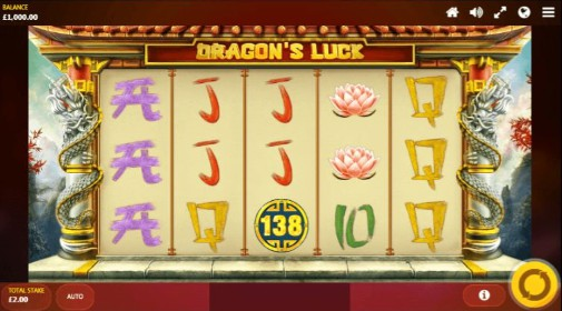 Dragons Luck UK Online Slots