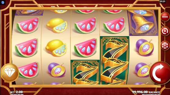 Deco Diamonds Deluxe slot UK
