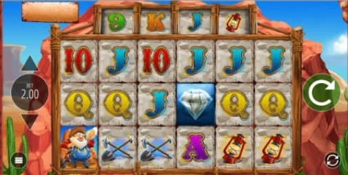 Diamond Mine Online Slot