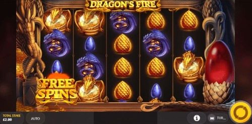 Dragon's Fire Online Slot