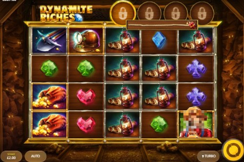 Dynamite Riches Online Slot