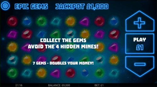 Epic Gems slot