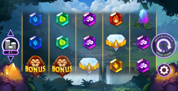 Elemental Beasts slot UK