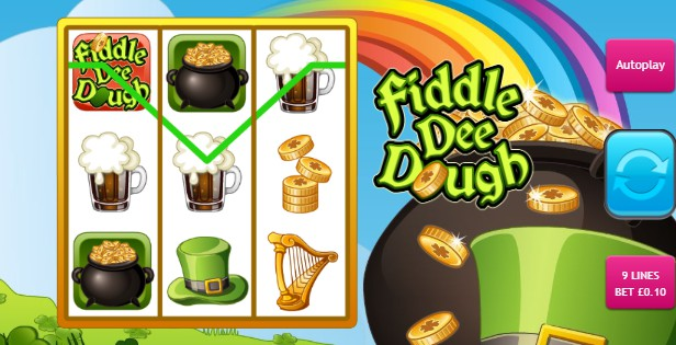 Fiddle Dee Dough slot UK