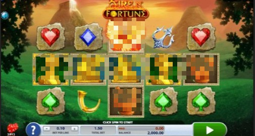 Fire N' Fortune Online Slot