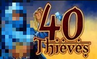 Forty Thieves online slot