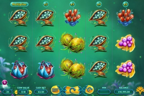 Fruitoids slot UK