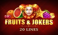play Fruits & Jokers online slot