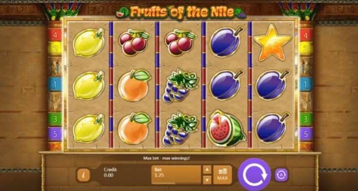 Fruits Of The Nile Screenshot 2021