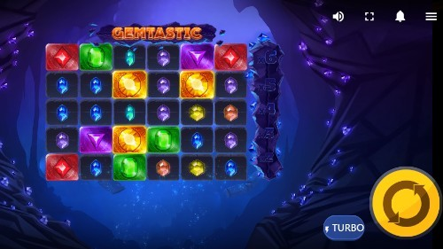Gemtastic slot UK