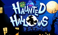 play Haunted Hallows online slot