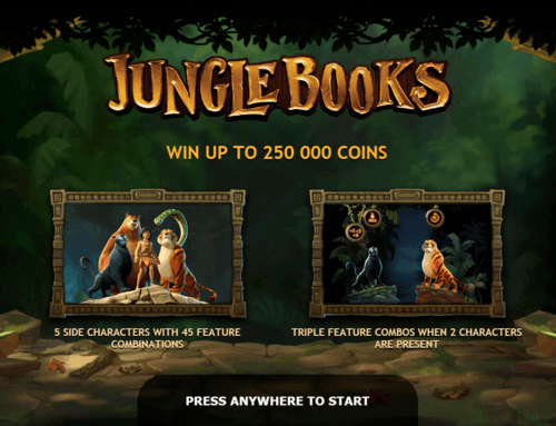 Top 5 Amazing Jungle Theme Slot Games with Outstanding Gains