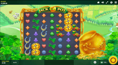 Jack In A Pot slot UK