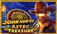 John Hunter and the Aztec Treas slot game