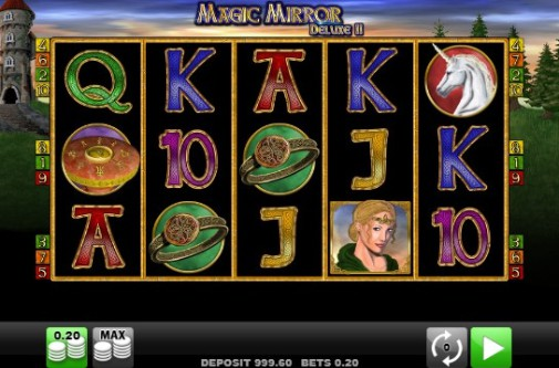 Magic Mirror Deluxe 2 Online Slots