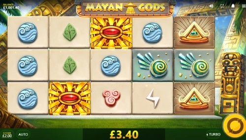 Mayan Gods slot UK