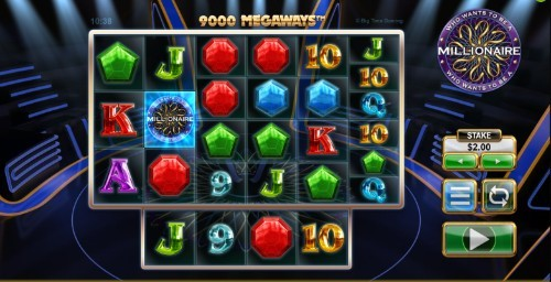 Who Wants To Be A Millionaire slot UK
