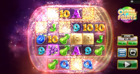 Opal Fruits slot UK