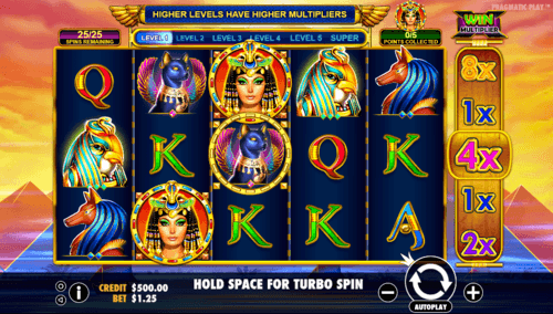 queen of gold uk slot