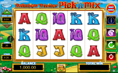 irish slot games