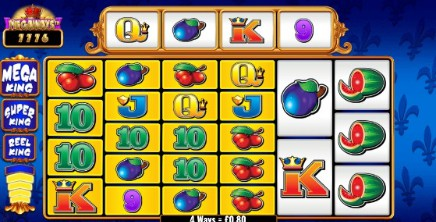 Reel King Megaways slot UK