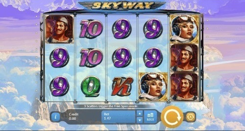 Skyway slot UK