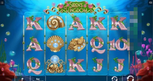Siren's Kingdom Online Slot