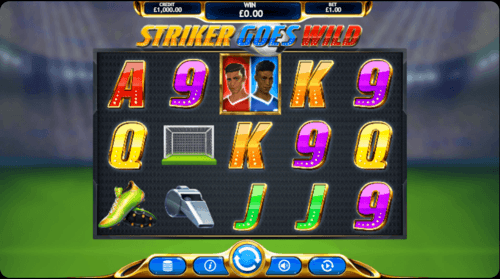 Striker Goes Wild Slots