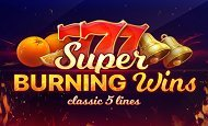 play Super Burning Wins online slot
