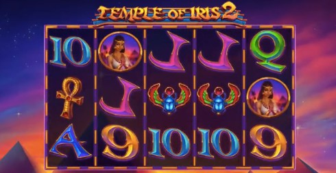 Temple of Iris 2 slot UK