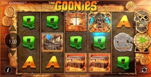 The Goonies slot UK