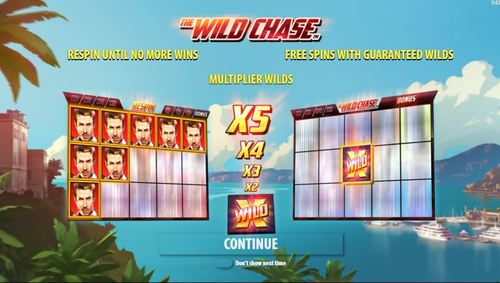 Spiele The Wild Chase - Video Slots Online