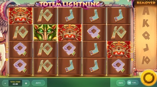 Totem Lightning slot UK