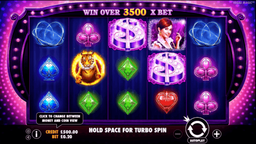 Vegas Magic slot UK