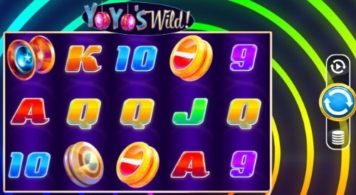 YoYo's Wild slot UK